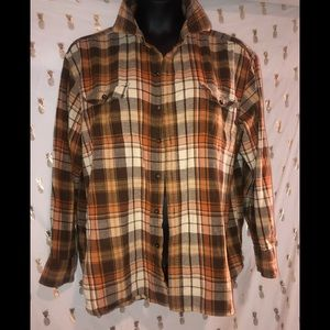 Timberland 2XL Flannel Good Condition!